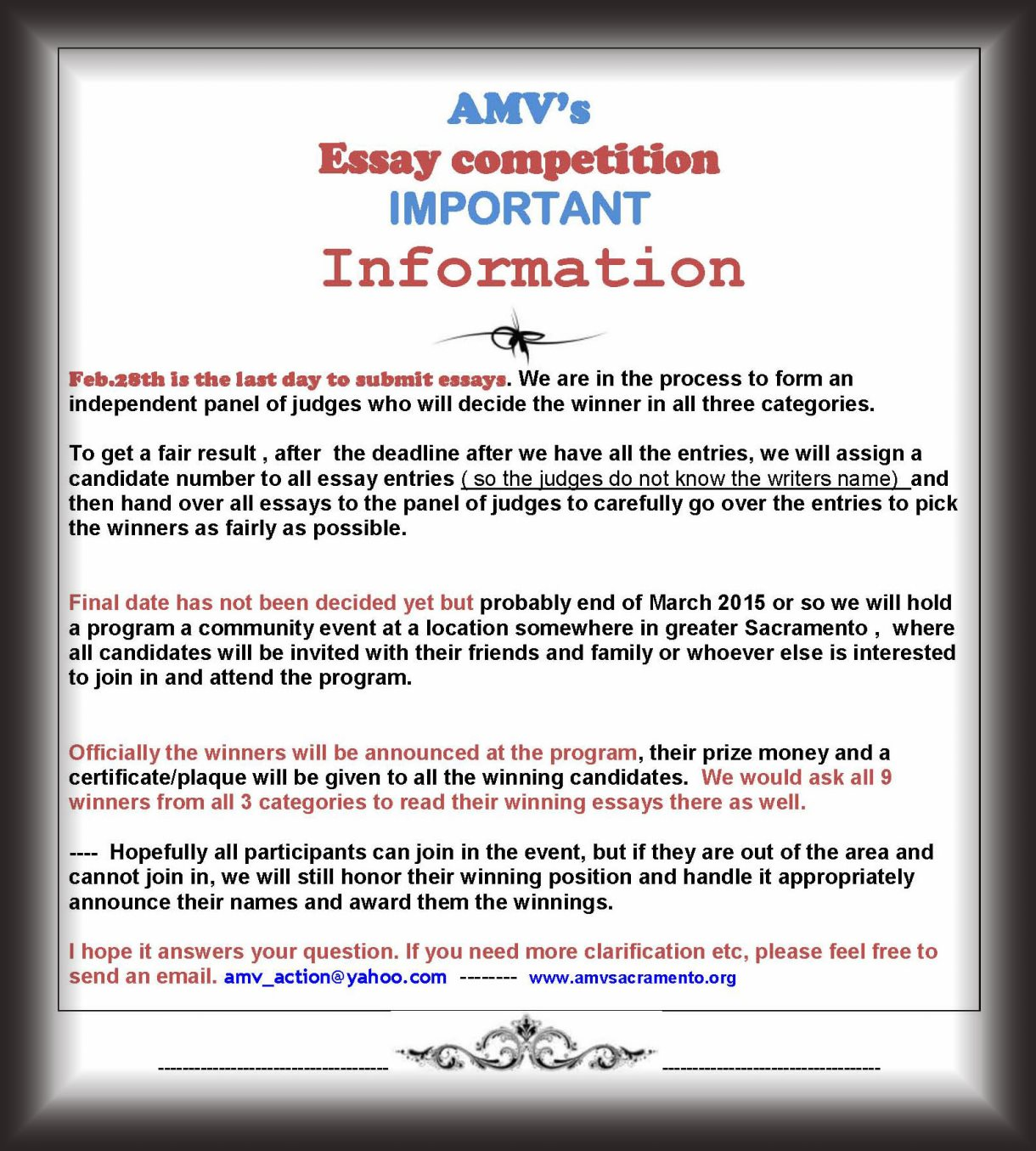 essay competition essay competitiion f